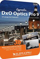 Apprendre DxO optics Pro 9  Et le plugin FilmPack 4