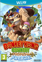 Donkey Kong Country - Tropical Freeze - Wii U