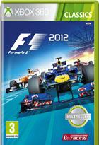 F1 2012 - Classics Best Seller - XBox 360