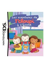 Aventures de T'choupi à l'école (Les) - DS