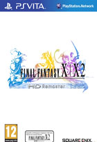 Final Fantasy X - X-2 - HD Remaster - Vita