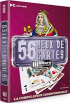 56 jeux de cartes