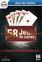 58 jeux de cartes