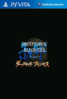 Deception IV - Blood Ties - VITA