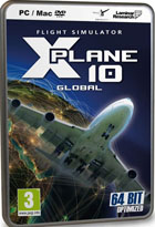 X Plane 10 Global - 64 bit Nouvelle version !