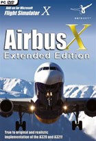 Airbus X Extended A320/321 - Add-on pour FS X