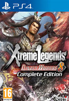 Dynasty Warriors 8 - Xtreme Legends - PS4
