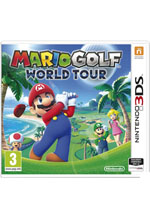 Mario Golf - World Tour - 3DS