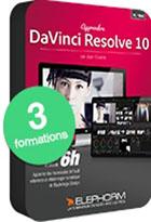 Pack de formations DaVinci Resolve 10 - La formation la plus complète
