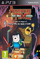 Adventure Time - Explore le donjon et POSE PAS DE QUESTION !  PS3