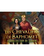 Chevaliers de Baphomet (Les) - La malédiction du serpent