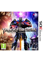 Transformers - The Dark Spark - 3DS
