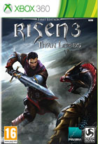 Risen 3 - Titan Lords - Fist Edition - XBox 360