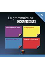 Grammaire en couleurs (La)