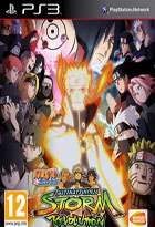 Naruto Shippuden : Ultimate Ninja Storm - Revolution - PS3