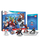 Disney Infinity 2.0 : Marvel Super Heroes - Pack de d�marrage - Wii U