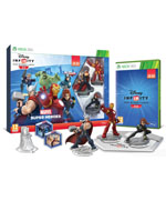 Disney Infinity 2.0 : Marvel Super Heroes - Pack de d�marrage - XBox 360
