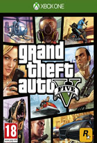 GTA V (Grand Theft Auto V) - XBox One