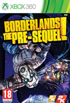 Borderlands : The Pre-Sequel ! XBox 360