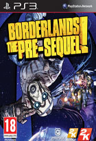 Borderlands : The Pre-Sequel ! PS3
