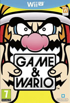 Game and Wario - Wii U