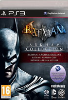 Batman - Arkham Collection - PS3