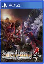Samurai Warriors 4 - PS4