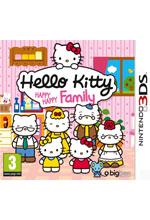 Hello Kitty - Happy Happy Family - 3DS