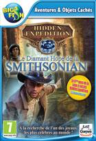 Hidden Expedition 6 - Le Diamant Hope du Smithsonian Institut