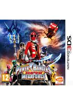 Power Rangers - Super MegaForce - 3DS