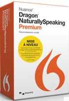 Dragon NaturallySpeaking 13 - Premium - Mise à niveau