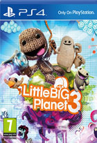 Little Big Planet 3 - PS4