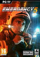 jaquette CD-rom Emergency 5