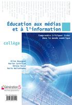 Education aux médias et à l'information - Etablissement