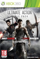 Ultimate Action - Triple Pack - XBox 360