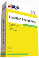 Location Immobilière gestion perso 2015 - Version 10 lots