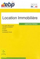Location Immobilière gestion perso 2015 - Version 50 lots