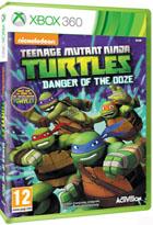 Teenage Mutant Ninja Turtles - Danger of the Ooze - XBox 360