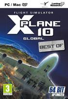 X-Plane 10 Global - 64 Bit - Best Of