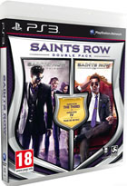 Saints Row - Double Pack - PS3