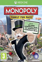 Monopoly - Family Fun Pack - XBox One