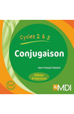 Conjugaison - 15 postes