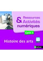 Histoire des arts - Cycle 3