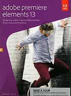 Adobe Premiere Elements 13 - Mise à jour