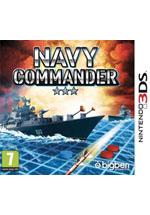 Navy Commander - 3DS