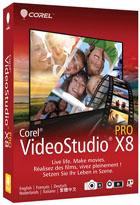 Corel VideoStudio Pro X8