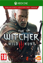 The Witcher III - Wild Hunt - XBox One