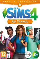 Sims 4 (Les) - Au travail - Pack d'extension