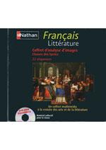 Français Littérature - Coffret d'analyse d'images - Édition 2011