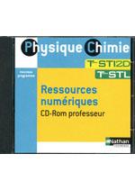 Physique-Chimie Terminales STI2D - STL